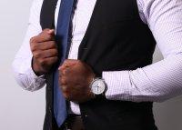 Zegarek męski Lorus klasyczne RM327FX9 - duże 2