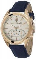 Zegarek męski Maserati traguardo R8871612016 - duże 1