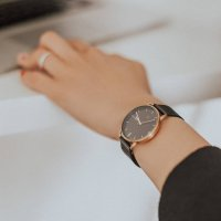 Zegarek damski Meller denka W3R-2BLACK - duże 2
