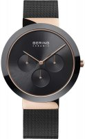 Zegarek męski Bering ceramic 35040-166 - duże 1