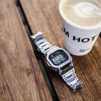 Zegarek męski Casio g-shock specials GMW-B5000D-1ER - duże 5