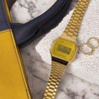 Zegarek męski Casio casio retro maxi A168WEGM-9EF - duże 10