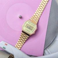 Zegarek męski Casio casio retro maxi A168WEGM-9EF - duże 6