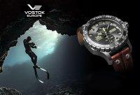 Zegarek męski Vostok Europe expedition everest underground YN84-597A543 - duże 5