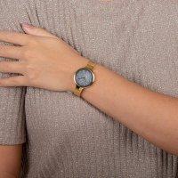 Zegarek damski Obaku Denmark slim V173LXGJMG - duże 6
