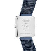 Zegarek damski Obaku Denmark slim V236LXHLML - duże 3