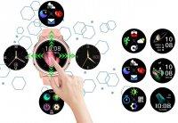Zegarek damski Rubicon smartwatch SMARUB055 - duże 16