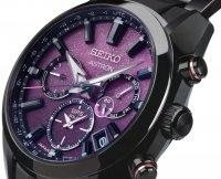 Zegarek męski Seiko astron SSH083J1 - duże 3