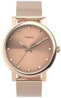 Zegarek damski Timex originals TW2U05500 - duże 1