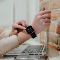 Zegarek unisex Vector Smart smartwatch VCTR-31-01RG-S3BK - duże 6