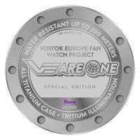 Zegarek męski Vostok Europe special editions YM8J-510H434 - duże 3